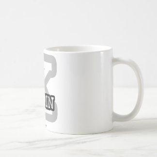 K is for Kadin Coffee Mug