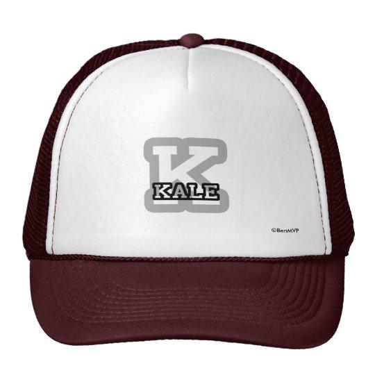 K is for Kale Trucker Hat
