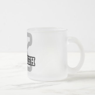 K is for Kaleigh Coffee Mugs