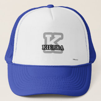 K is for Kierra Trucker Hat