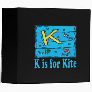 K Is For Kite 4 Binder