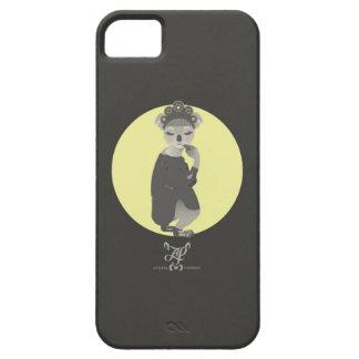 K is for Koala in a Kokoshnik, a Kaftan and Krepis iPhone SE/5/5s Case