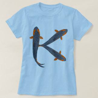 K is for Koi Women's TShirt