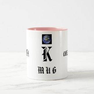 K, M U GS FROM, EARTH, COLLECTIONS COFFEE MUG