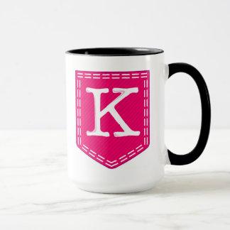 """""""K"""" Mug. Mug"""