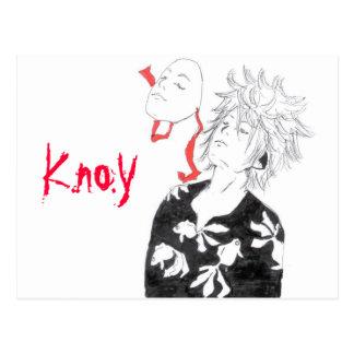 K.no.Y Postal