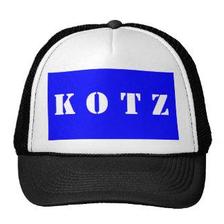 K O T Z TRUCKER HAT