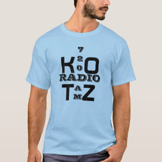 K O T Z, RADIO, 720, AM T-Shirt