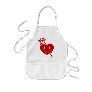 K_of_Heart Kids' Apron