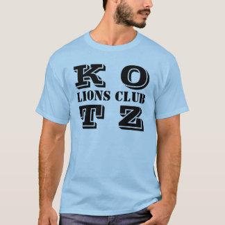 K OT Z, LIONS CLUB T-Shirt