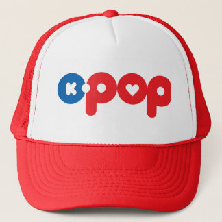 K-POP 01 TRUCKER HAT