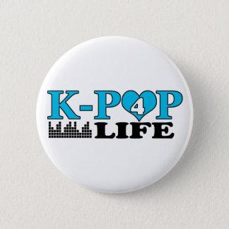 K-POP 4 LIFE BUTTON