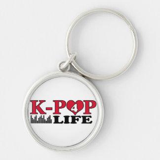 K-POP 4 LIFE KEYCHAIN