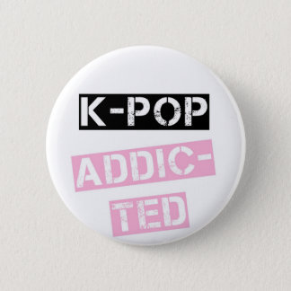 K-Pop addicted Button