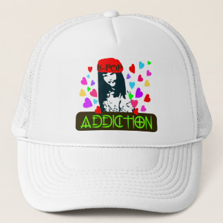 ╚»♪♥K-POP Addiction-Splediferous Trcuker Hat♥♫«╝ Trucker Hat