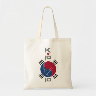 K-POP Ala KOREA DESIGN Tote Bag
