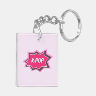 K-Pop Explosion Keychain