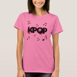 K-Pop kpop Korean Music T-Shirt