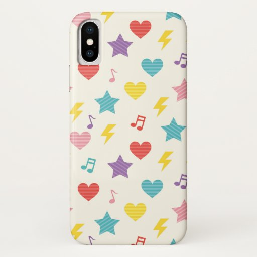 K-Pop | Music Note Festive Colorful ❤ Phone Case