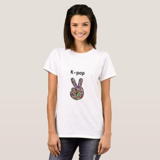 K-pop plain T-Shirt
