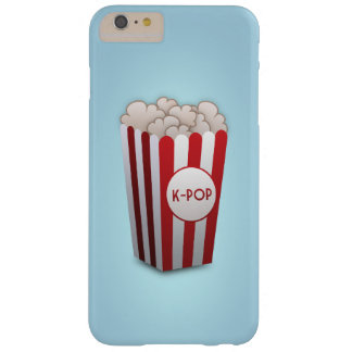 K-Pop Popcorn Barely There iPhone 6 Plus Case