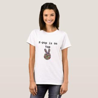 K-pop tshirt