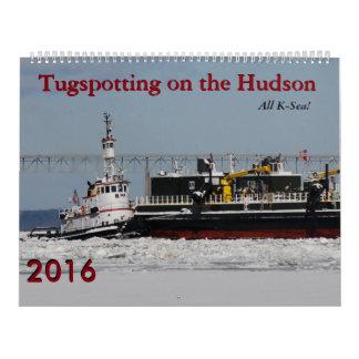 K-Sea: Tugspotting on the Hudson 2016 Calendar