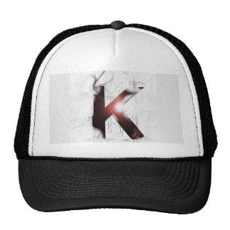 K - simply trucker hat