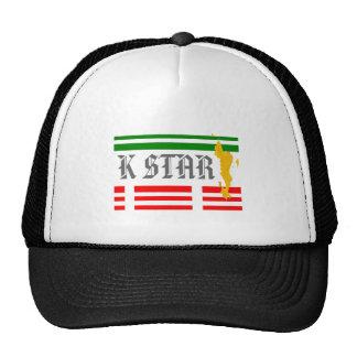 K STAR GORROS