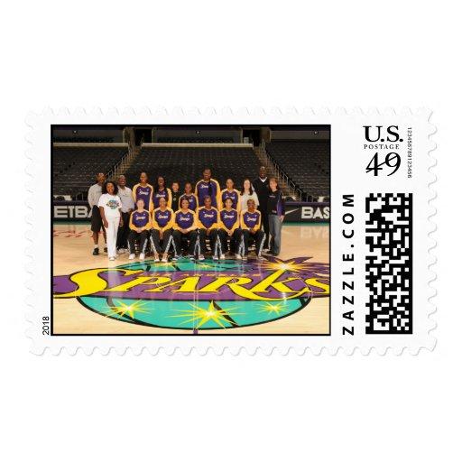 K.Sullivan Postage Stamp
