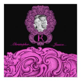 K - The Falck Alphabet (Pink) Card