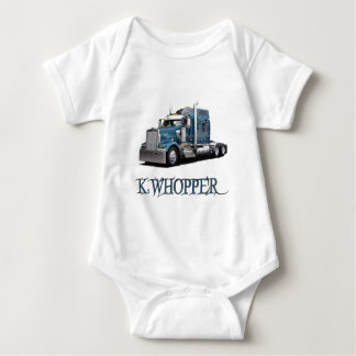 K Whopper Baby Bodysuit
