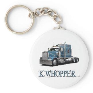 K Whopper Keychain