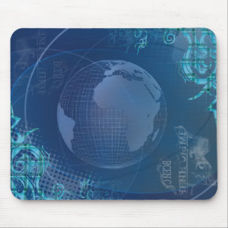 k_world collection mouse pad