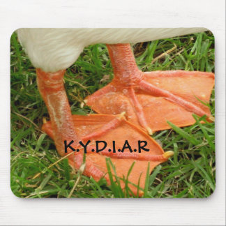 K.Y.D.I.A.R MOUSE PAD