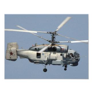 KA-27 Helix Card