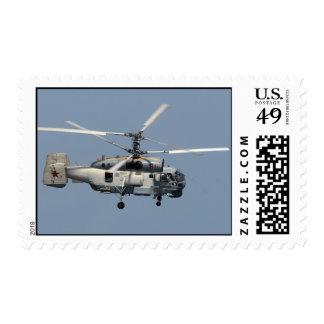 KA-27 Helix Postage Stamp
