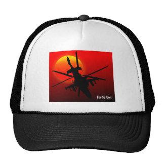 Ka-52 Helicopter Trucker Hat