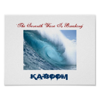 KA-BOOM - Print