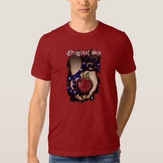 KA: Camiseta del pecado original Playeras