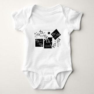 Ka-Chak Gallery LOGO Baby Bodysuit