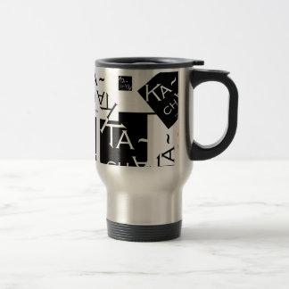 Ka-Chak Gallery LOGO Travel Mug