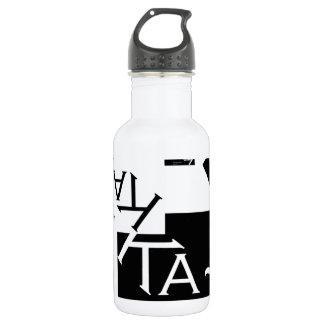 Ka-Chak Gallery LOGO Water Bottle