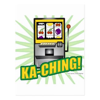 Ka-Ching Big Money Post Cards