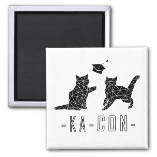 KA-Con Magnet - Black Cats