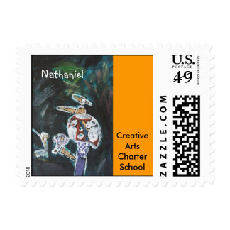 KA-Nathaniel_V Postage