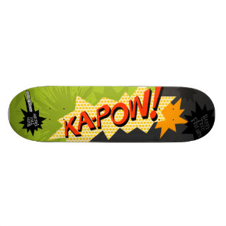KA-POW! board