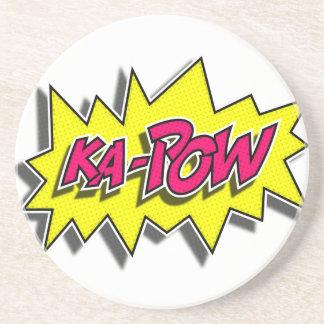 KA-POW Coaster