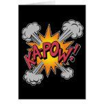 KA-POW! Comic Book Graphic