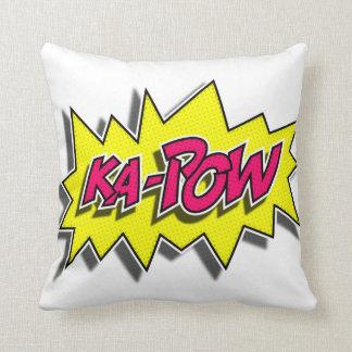KA-POW Pillow